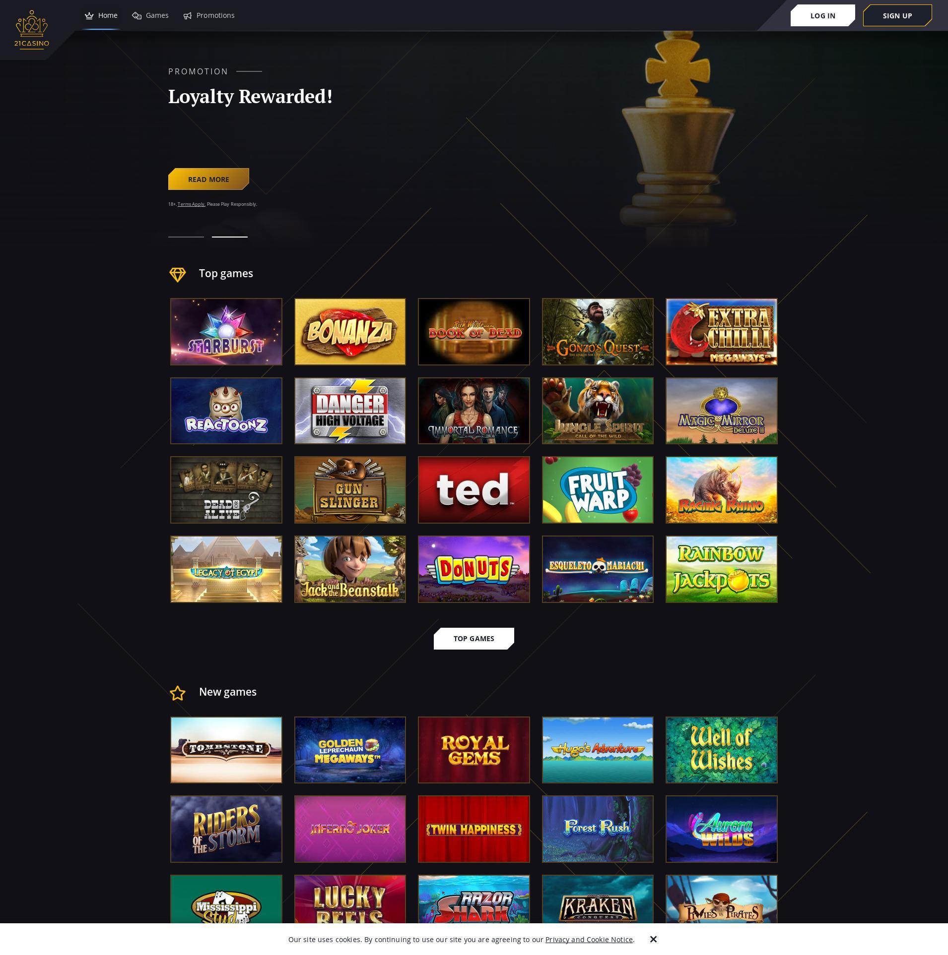 Casino-näyttö Lobby 2019-09-19 varten Suomi