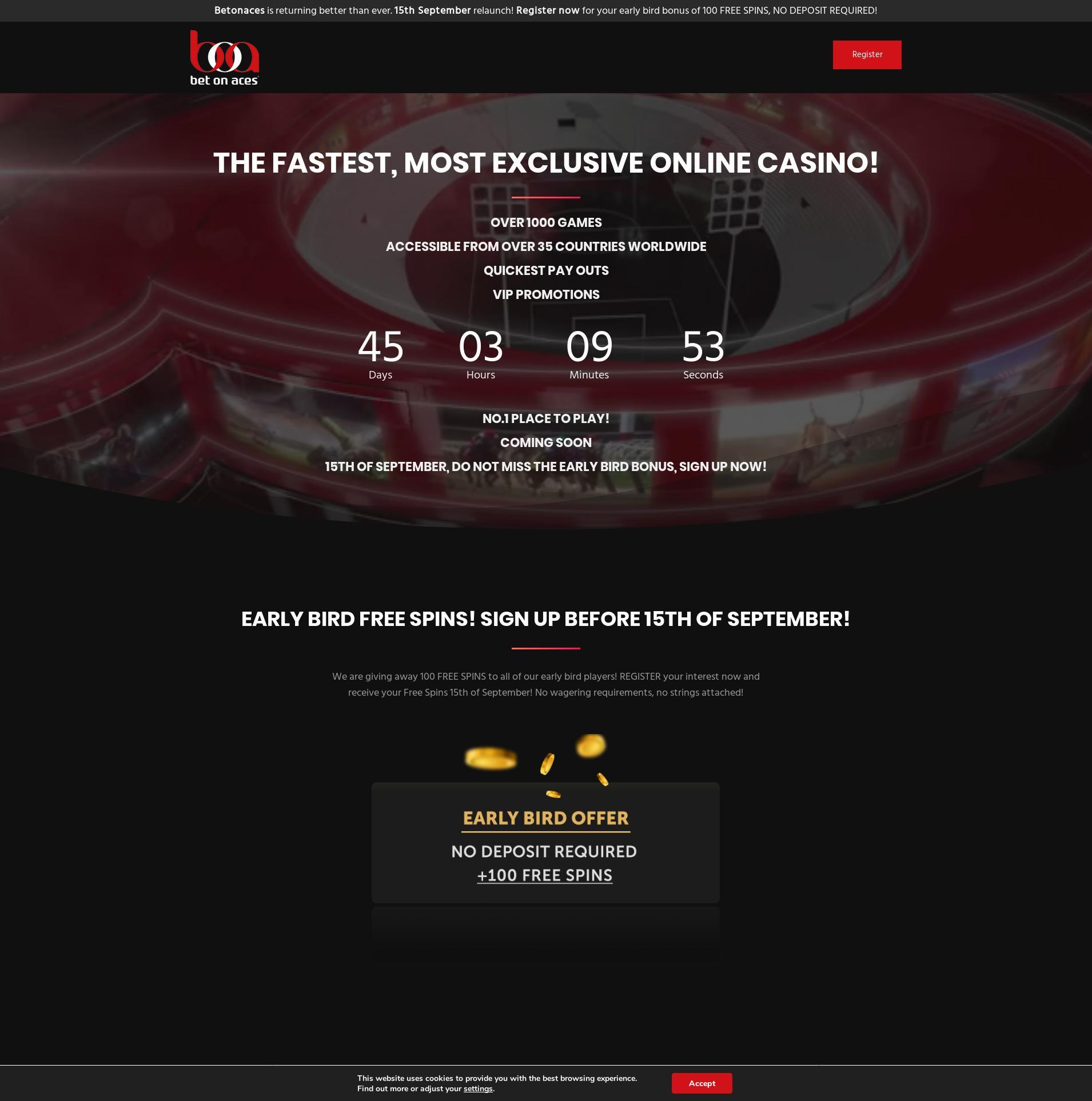 Casino screen Lobby 2019-08-01 for United Kingdom