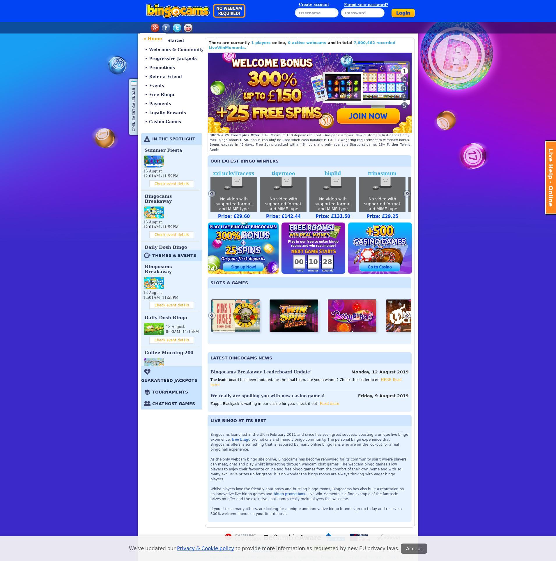 Cele mai bune sloturi pentru cazinouri Bingo kc-rally.eu