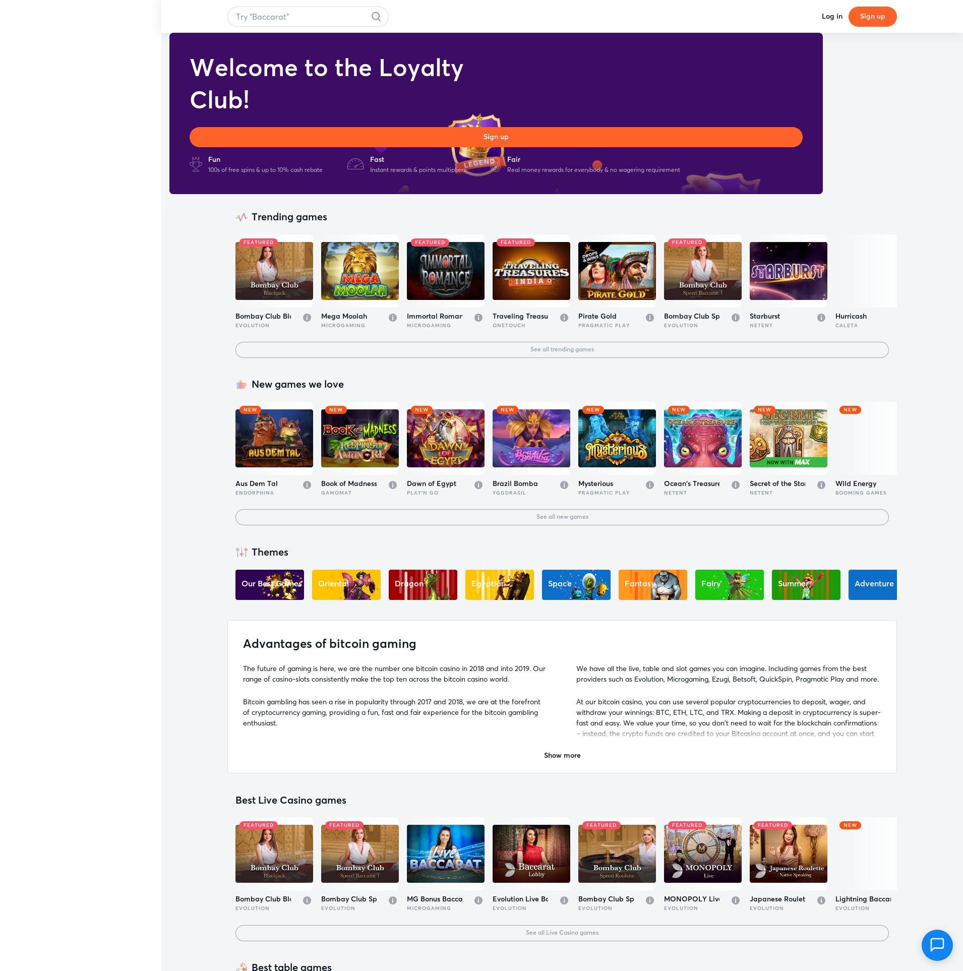 Casino ekranı Lobby 2020-02-27 için Türkiye