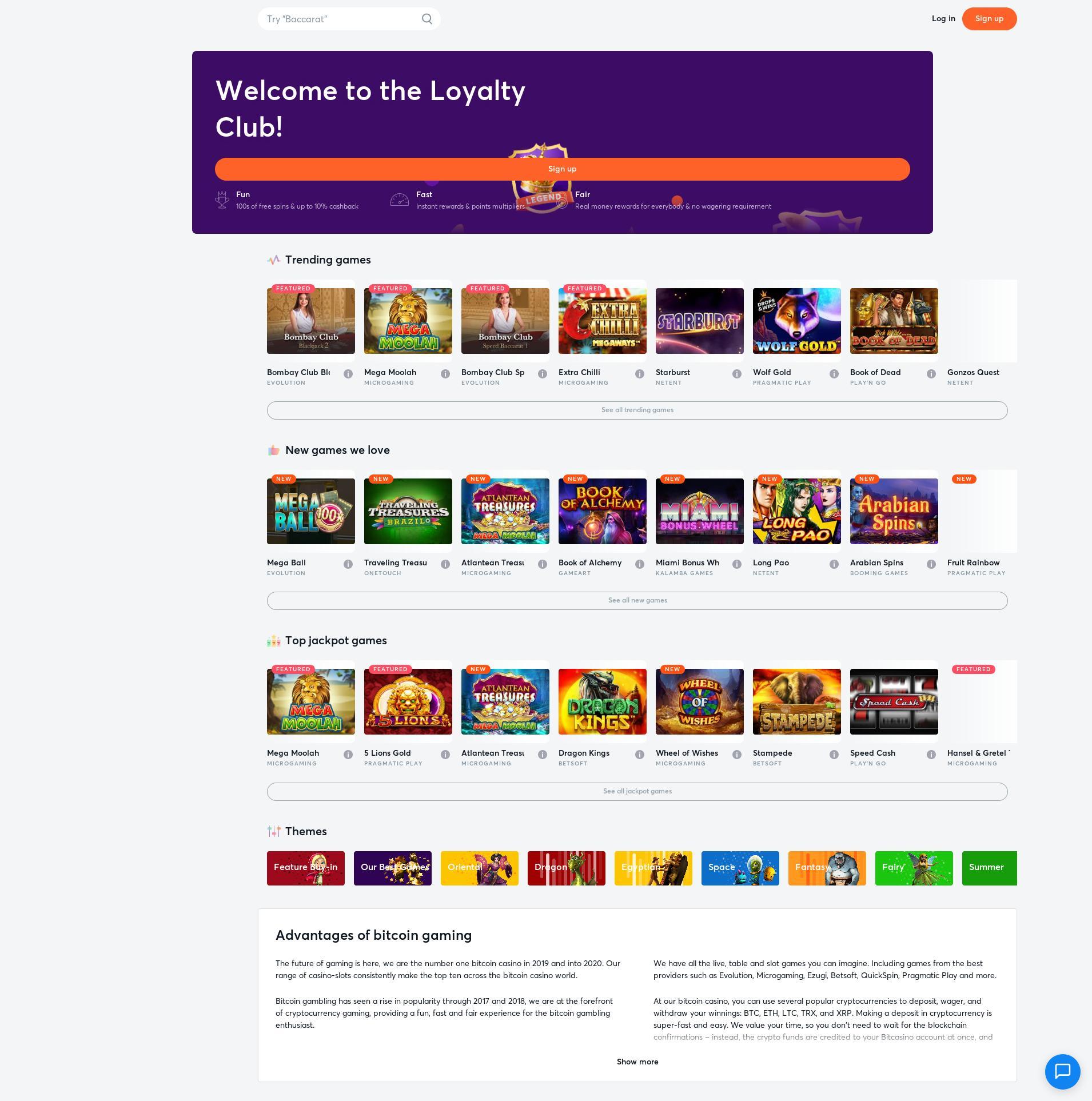 Casino screen Lobby 2020-04-09 for Turkey
