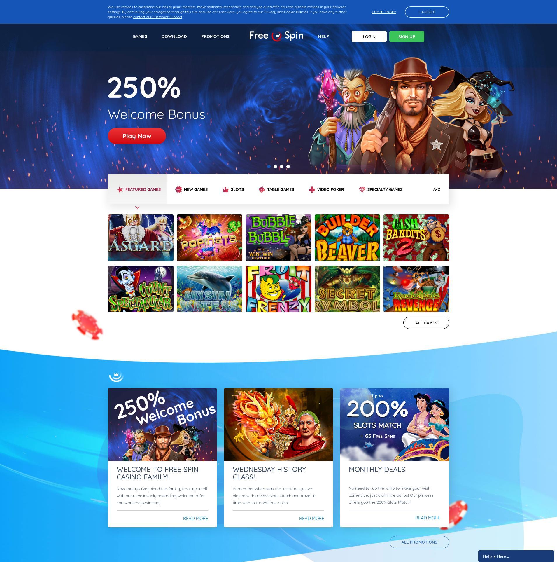 Casino Bildschirm Lobby 2019-12-11 zum Deutschland