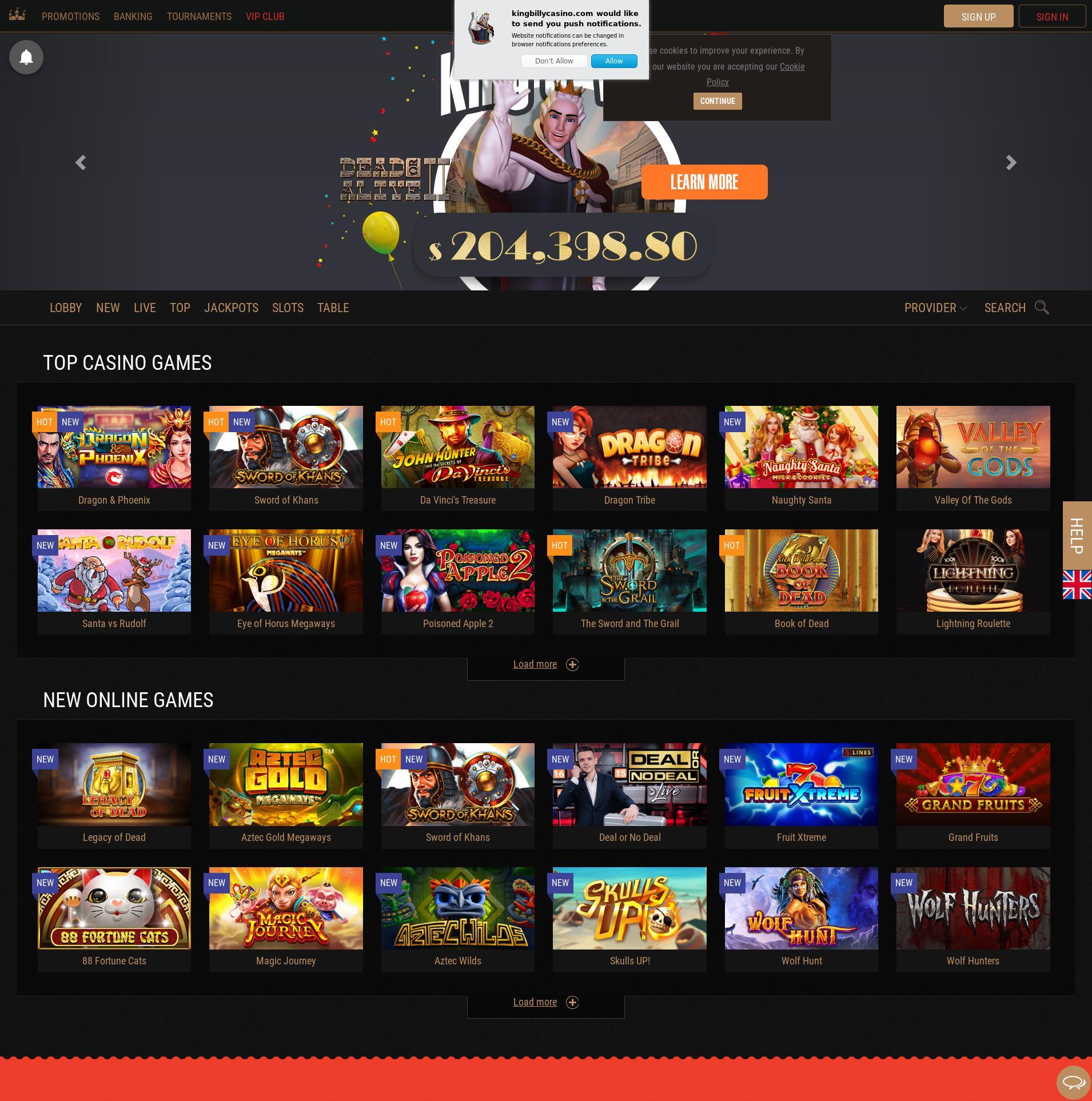 카지노 화면 Lobby 2020-01-23 ...에 대한 대한민국