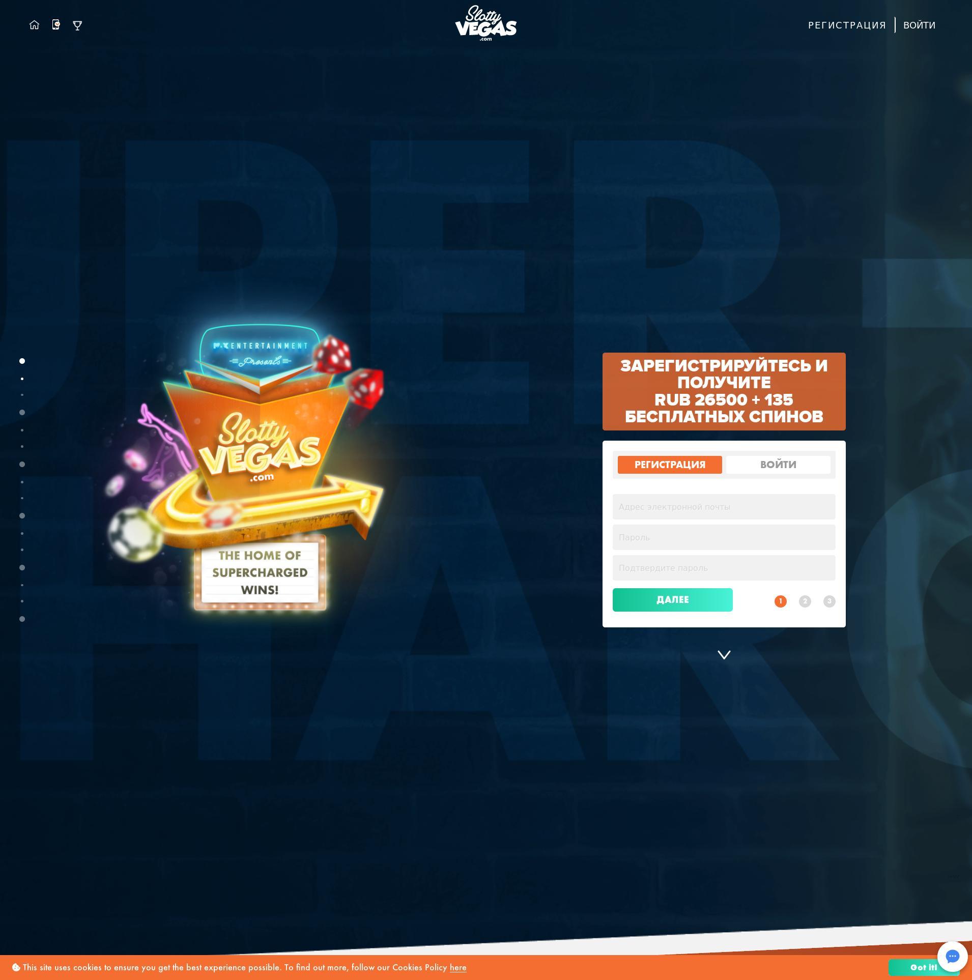 Casino screen Lobby 2019-08-21 for Ukraine