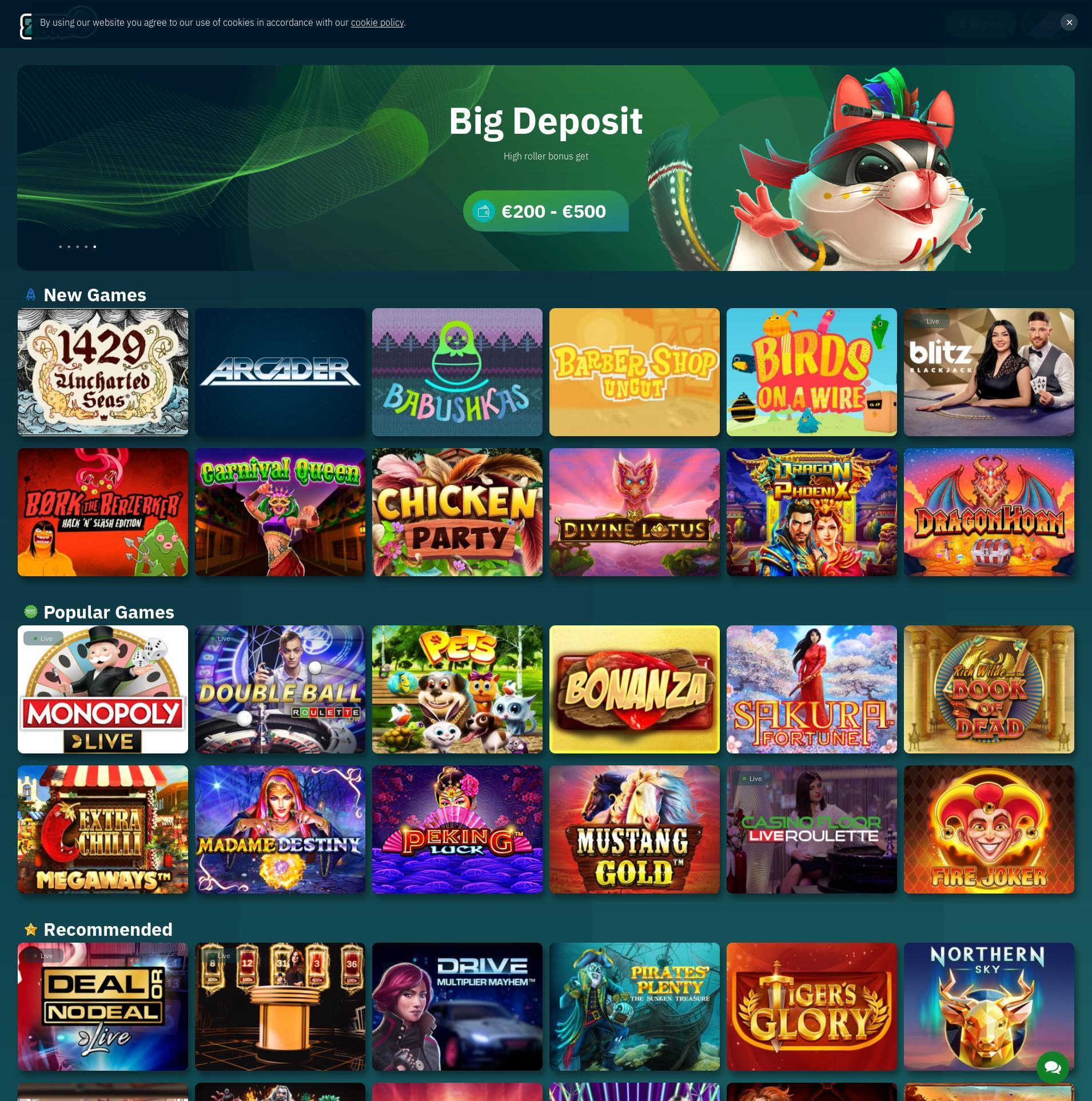 赌场的屏幕 Lobby 2020-02-27 对于 中国