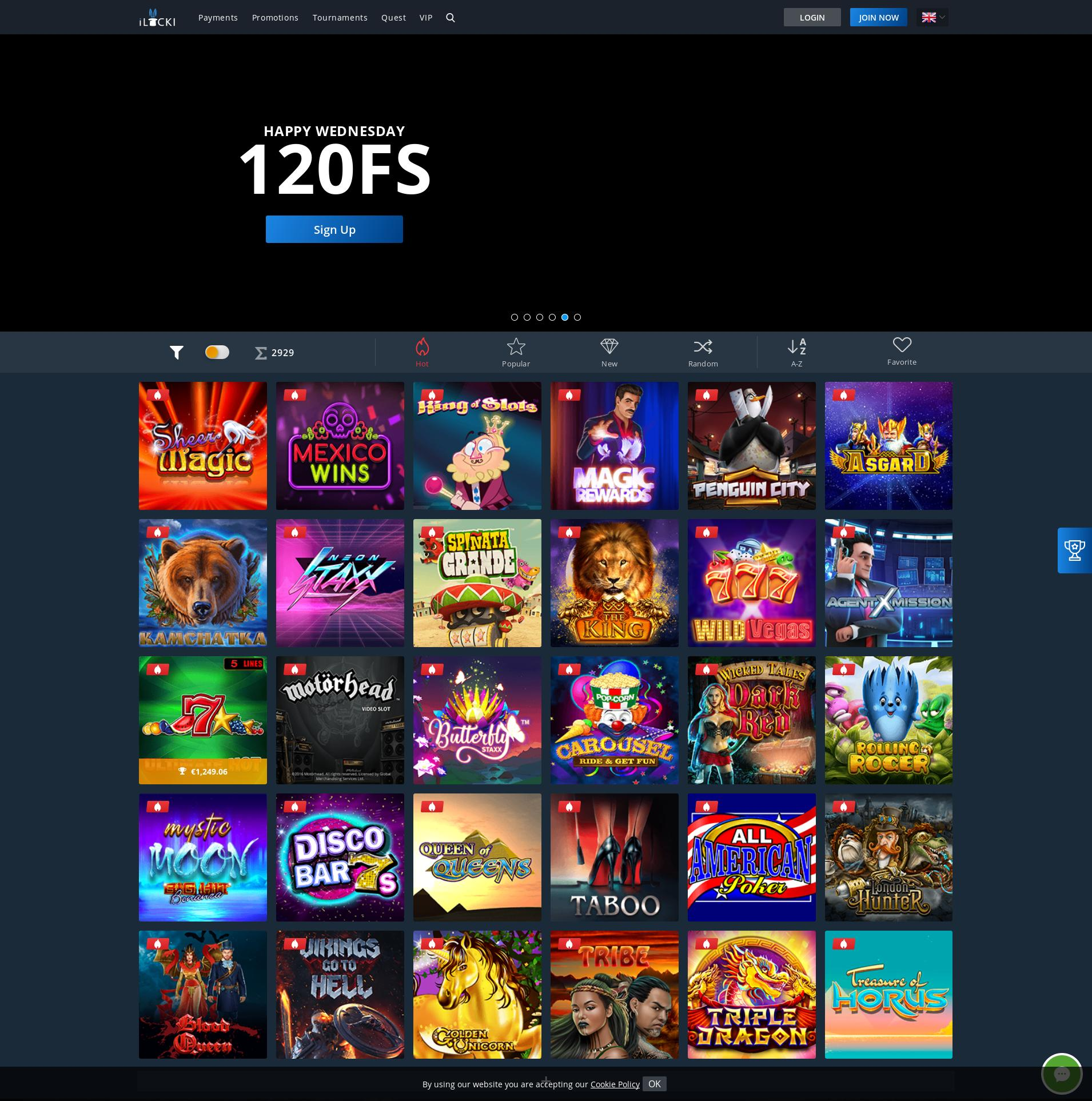赌场的屏幕 Lobby 2020-01-17 对于 中国